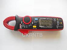 Токовые клещи UNI-T UT210E / 0,001-100 А (AC/DC, True RMS) / Токоизмерительные клещи