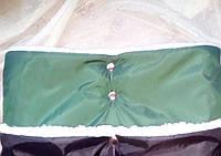 Муфта сдельная зеленая