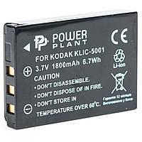 Аккумулятор к фото/видео PowerPlant Kodak KLIC-5001, DB-L50 (DV00DV1151)
