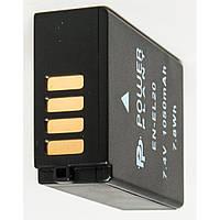 Аккумулятор к фото/видео PowerPlant Nikon EN-EL20 (DV00DV1306)