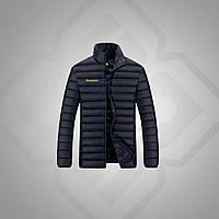 Куртка BestTeam JK-15021 чёрная (утиный пух).