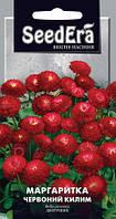 Маргаритка Червоний Килим дворічна Seedera, 0,1 г