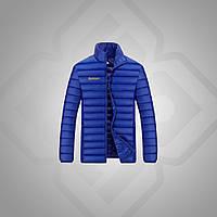Куртка BestTeam JK-15021 голубая (утиный пух).