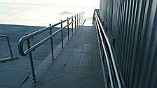 Перила на пандус для инвалидов, фото 2