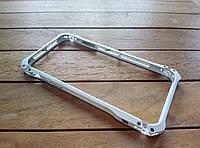 Алюминиевый бампер ElementCase Sector FE для iPhone 6/6s rose gold+white