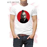 Необычная футболка для мужчины Skull Egg, фото 1