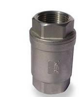 Клапан обратный муфтовый нержавеющий IVR655 Ду 15