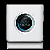 Ubiquiti AmpliFi HD WIFI роутер и 2 усилителя сигнала Wi-Fi 2.4 и 5 ГГц 802.11 ac для большого дома или офиса