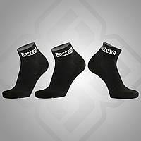 Носки BestTeam SS-20218 черные (короткие)