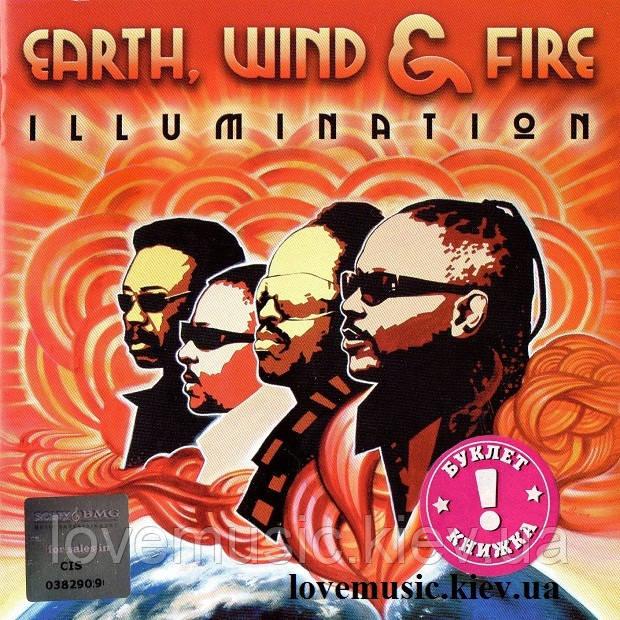 Музичний сд диск EARTH, WIND & FIRE Illumination (2005) (audio cd)