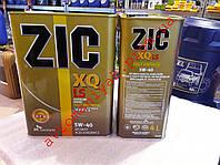 Синтетическое моторное масло ZIC XQ LS 5w40 (4 литра) MB 229.51 VW 505.01