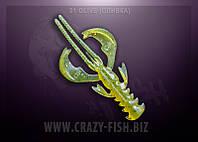 """Crazy Fish NIMBLE 1,6"""" (01)"""