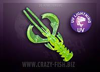"""Crazy Fish NIMBLE 1,6"""" (20)"""