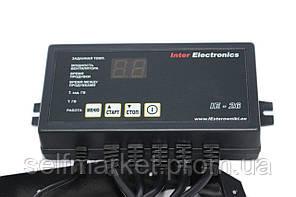 Командный контроллер для твердотопливного котла  Inter electronics IE-24