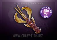 """Crazy Fish NIMBLE 1,6"""" (32)"""