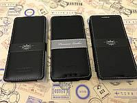 Кожаный чехол Melkco и TetDed для НТС Desire 610 чёрные