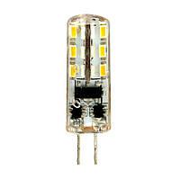 Светодиодная лампа Feron LB420 2W 12V G4 4000К LED (нейтральный белый)