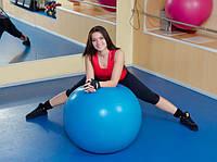 Фитбол (гимнастический мяч) 65 см + насос