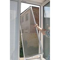 Москитная сетка на окно (на петлях)