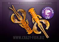 """Crazy Fish NIMBLE 1,6"""" (8D)"""