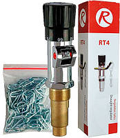 Термомеханический регулятор тяги для твердотопливных котловRegulus RT4