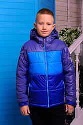 Куртка демисезонная для мальчика Бумер Разные цвета