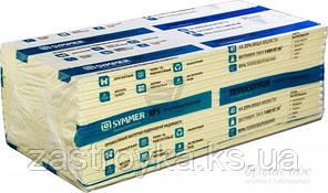 """Экструдированный пенополистирол """"Symmer"""" XPS 20ммх1200ммх550мм"""