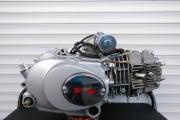 Двигатель ALPHA 125 см3 механика FORMULA 6