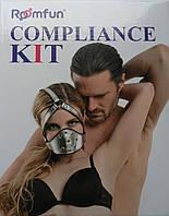 Сбруя на голову серебро Bedroom Compliance Kit