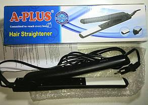 Выпрямитель-плойка для волос A-PLUS, фото 2