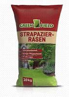 Трава газонная Greenfield Стойкая к вытаптыванию (Stapazierrasen) 10 кг