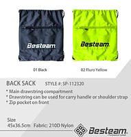 Рюкзак на затяжках BestTeam SP-112320 лайм