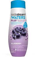 SodaStream сироп PLUS+ Blueberry (Черника) 440 ml, фото 1