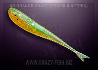 "Crazy Fish GLIDER 2.2"" (5D)"