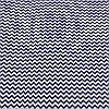 Ткань с синим мини-зигзагом