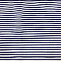 Ткань со средней синей полоской, фото 1