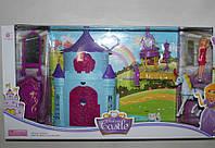 Замок с куклой и мебелью (A82314)