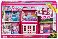 """Конструктор Барби """"Большой дом Barbie"""", Mega Bloks"""