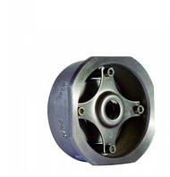 Клапан обратный межфланцевый нержавеющий тарельчатый LCV40 Ду 32