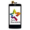Сенсор (Тачскрин) для мобильного телефона Acer Z160 liquid Z4, черный, Original