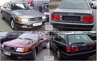 Защита двигателя и КПП Ауди 100 / Audi 100 V-2.0, 2.0D