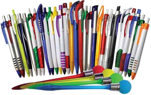 Ручки шариковые, масляные, гелевые