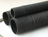 Рукава резиновые напорно-всасывающие с текстильным каркасом неармированные. ГОСТ 5398-76