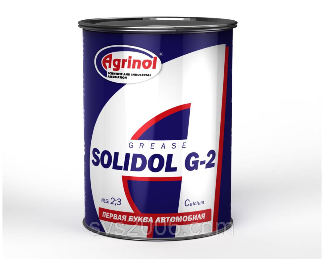 Солідол Ж-2 (17кг)