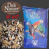 DELI NATURE Корм для крупных попугаев + арахис (BEYERS BELGIUM)15кг, фото 3