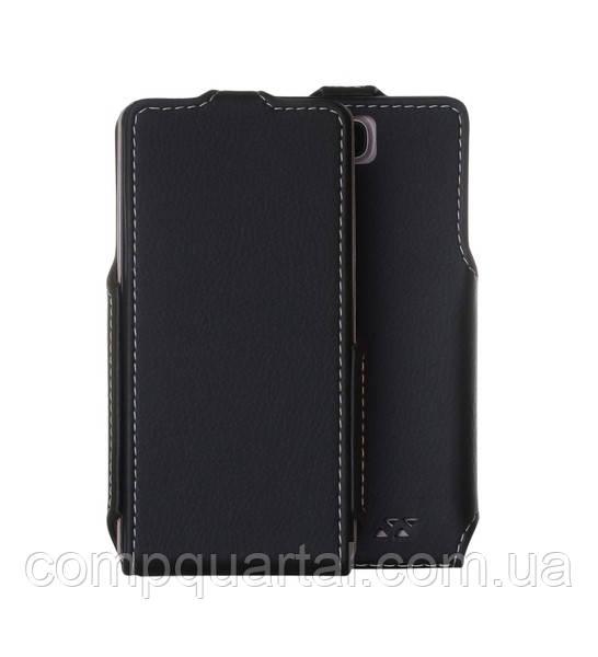 Чохол для смартфона Red Point Bravis A503 JOY - Flip case Black ( ФК.129.З.01.23.000)