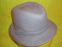 Шляпы фетровые итальянки р-р 57,58, фото 1