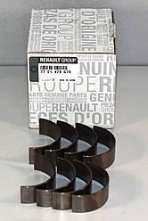 Вкладиші шатунні на Renault Trafic 2003-> 2.5 dCi — Renault (Оригінал) - 7701478679