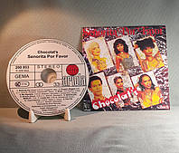 CD диск Chocolat's - Senorita Por Favor