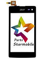 Сенсор (Тачскрин) для мобильного телефона Acer M220, черный, Original